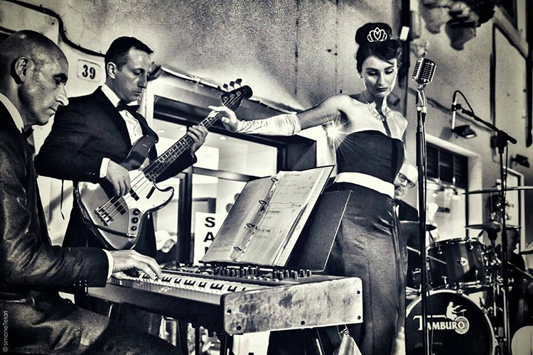 foto del Four seasons soul & swing quartet