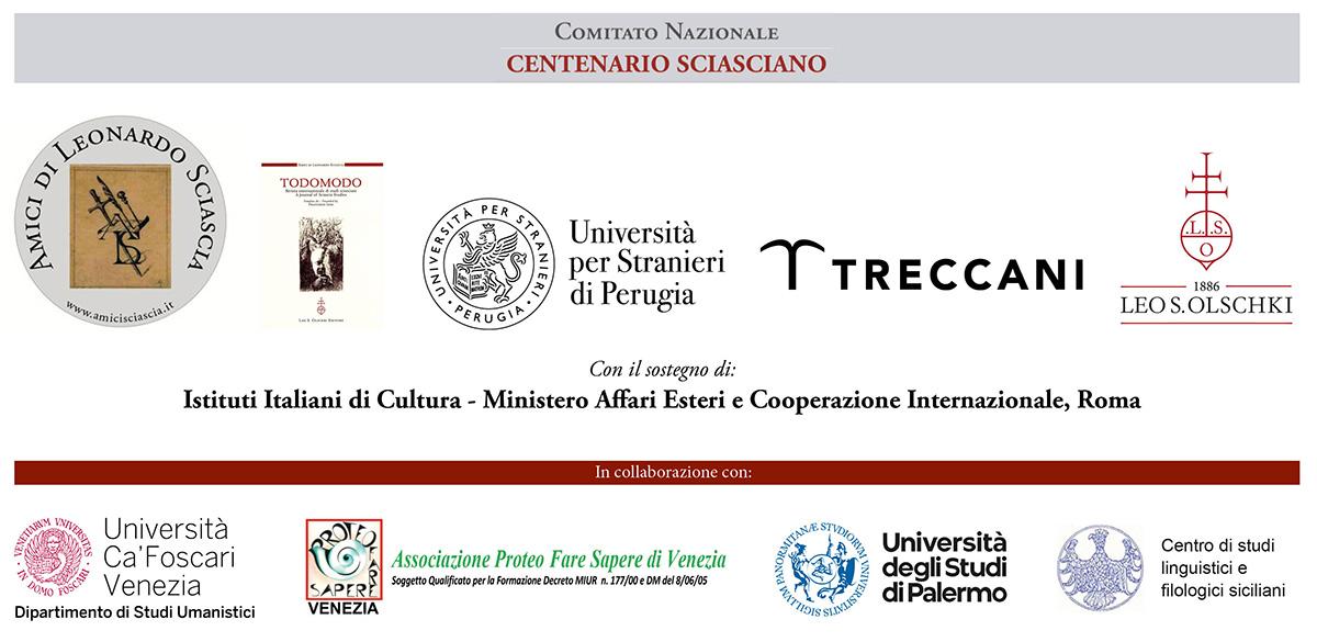 loghi delle istituzioni partner del progetto