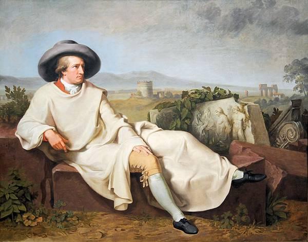 Immagine di J. W. Goethe