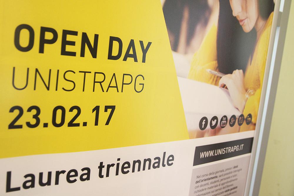 Foto scattata durante l'Open Day 2017