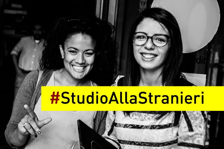 #StudioAllaStranieri