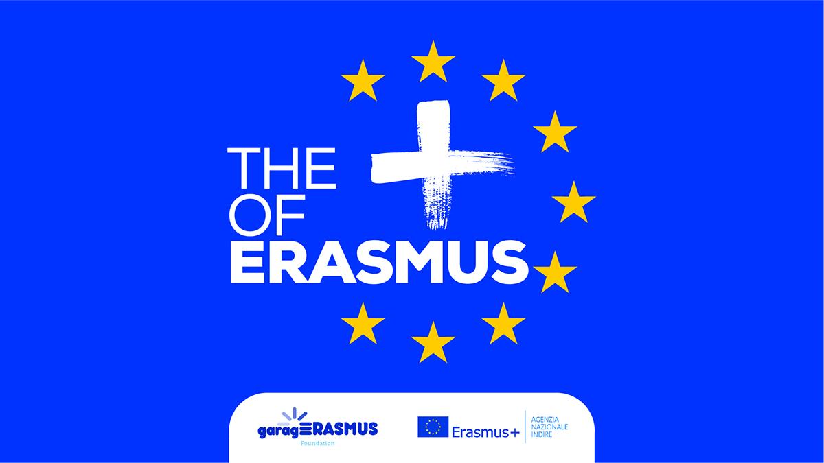 the + of ERASMUS