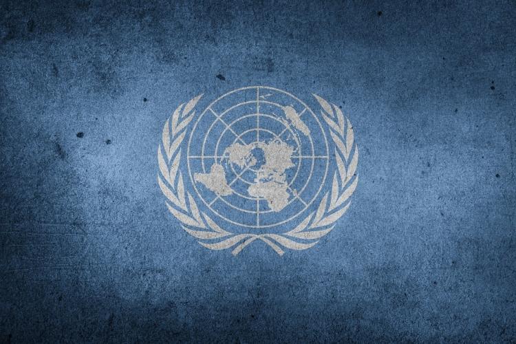 bandiera Nazioni Unite