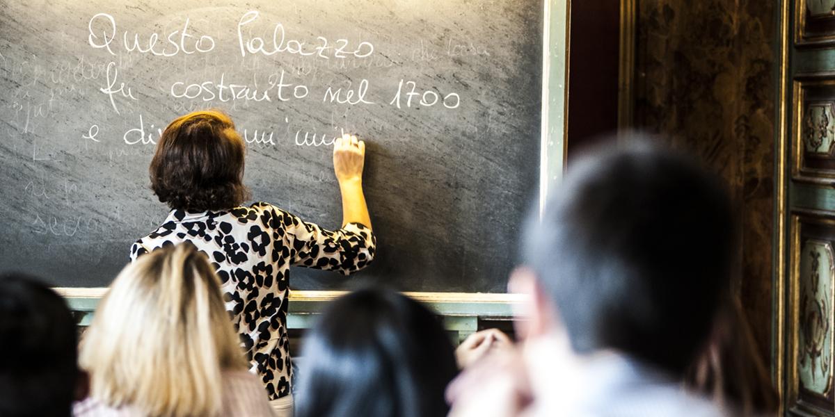 Lezioni italiano per stranieri online dating