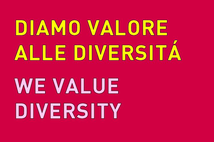 diamo valore alle diversità