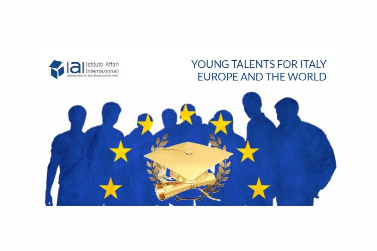 premio IAI giovani talenti