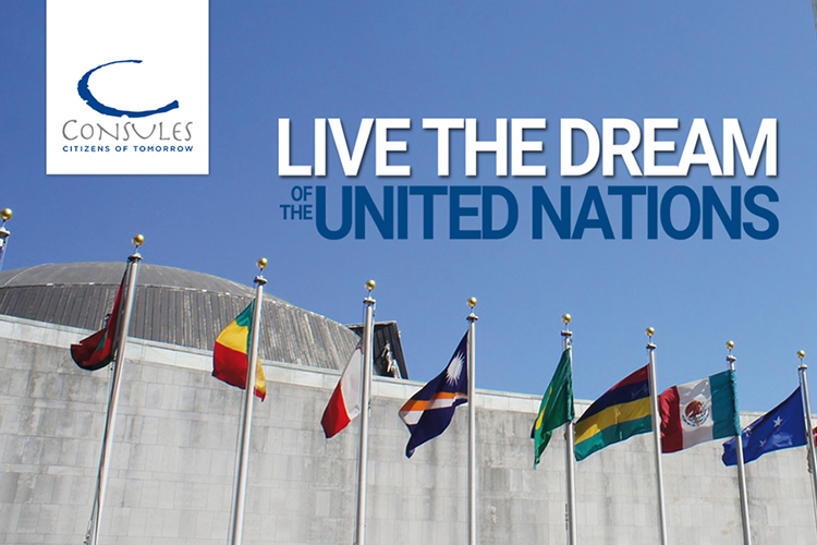 live the dream of the united nations