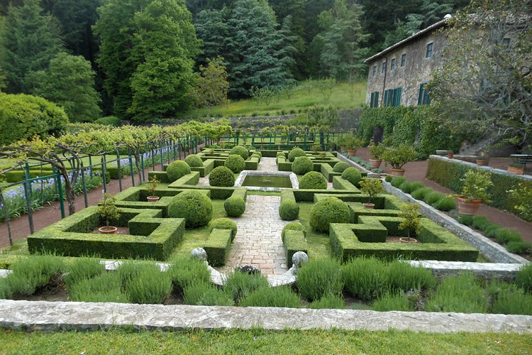 Special courses in italian language and culture - Architettura del giardino ...