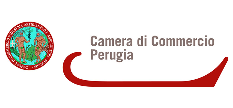 Logo Camera di Commercio di Perugia