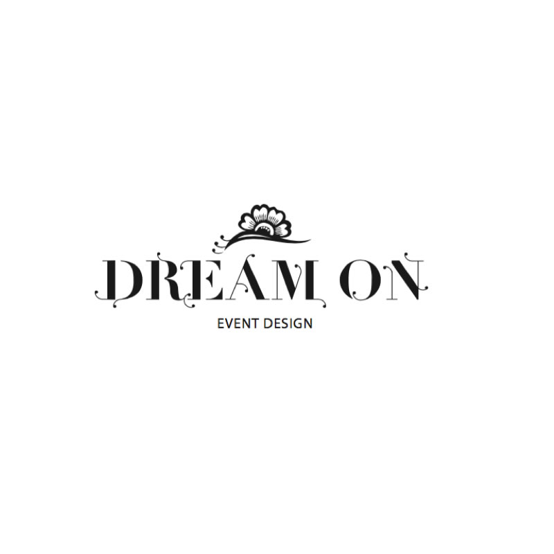 Logo Dream on wedding