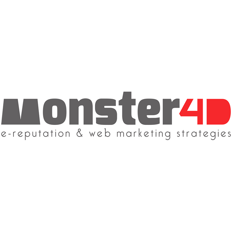Logo Monster 4d