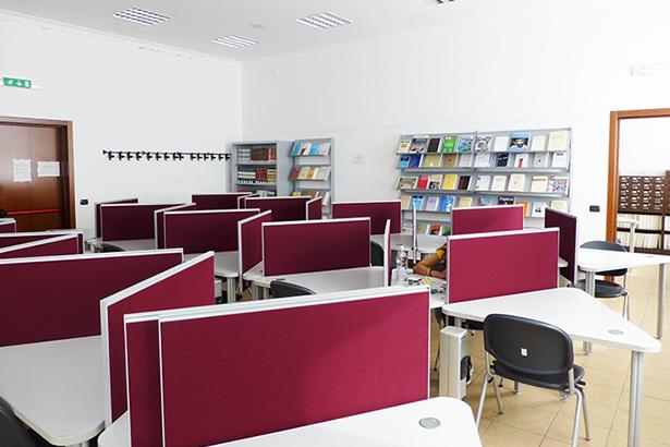 Biblioteche e laboratori