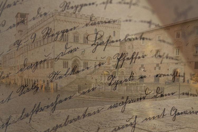Perugia nella letteratura