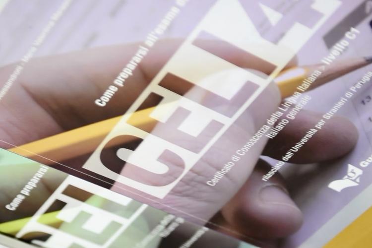 immagine della certificazione CELI