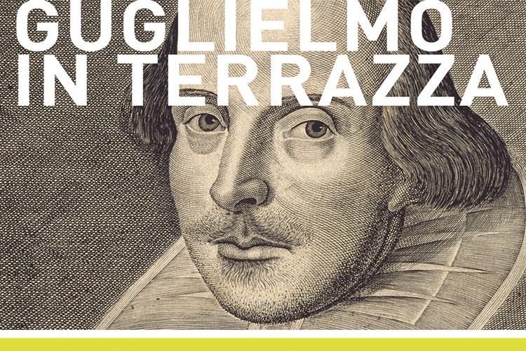 Guglielmo in terrazza - ritratto di Shakespeare