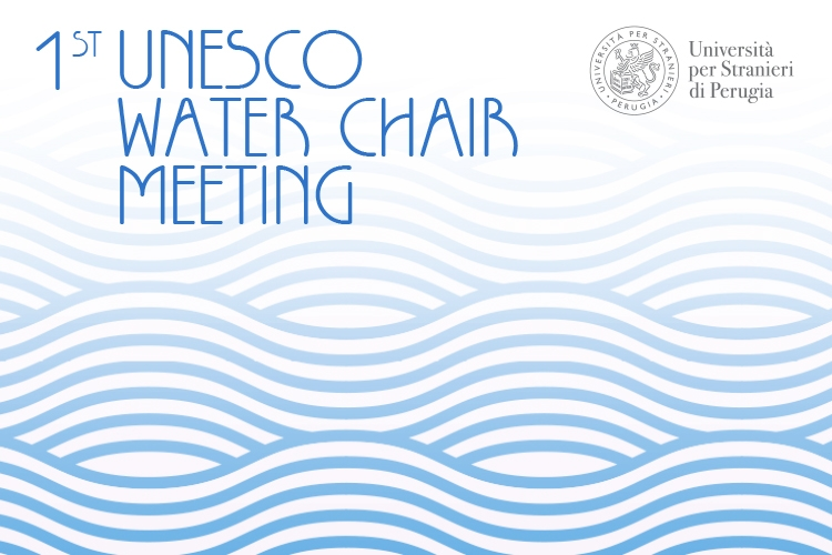 1st UNESCO Water Chair Meeting