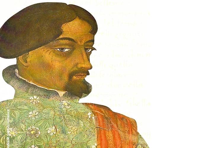 Dettaglio della locandina: ritratto di Frezzi