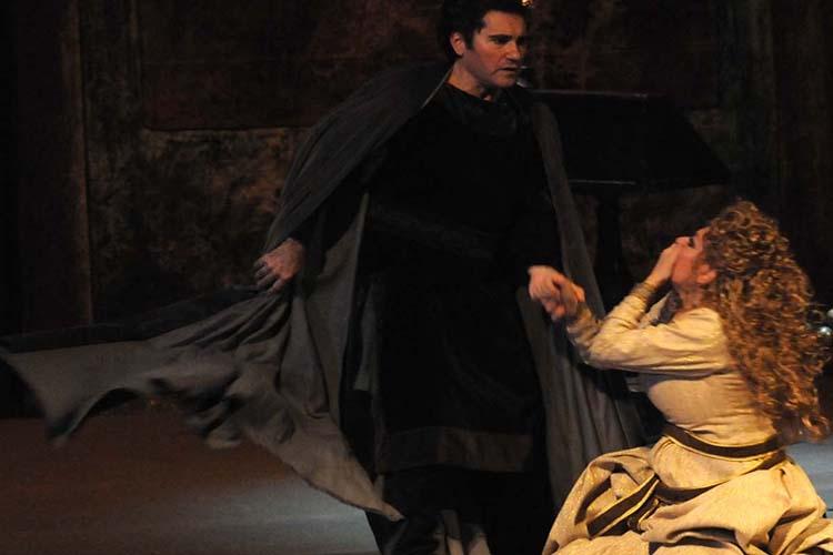 scena di un'opera