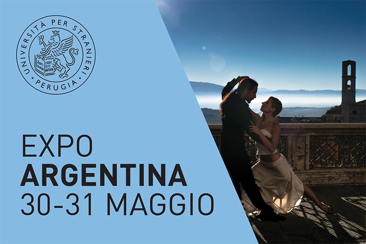 EXPO ARGENTINA 30-31 MAGGIO