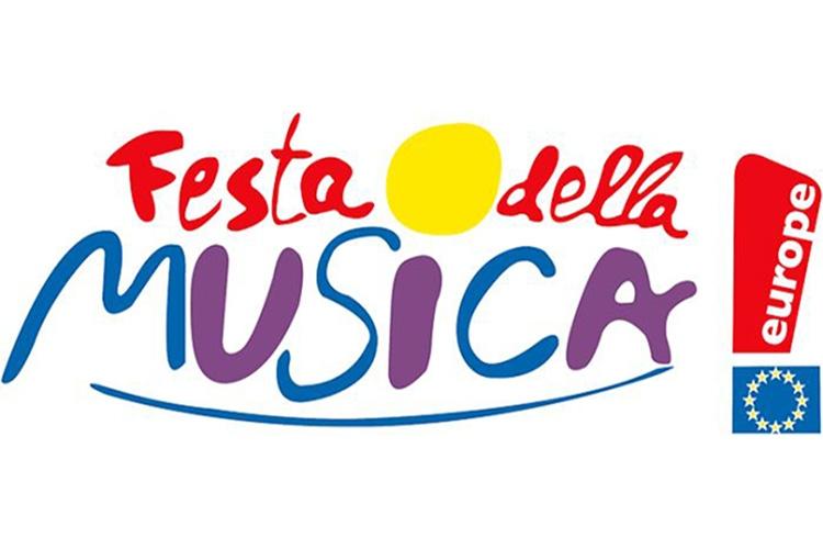 Logo festa della musica