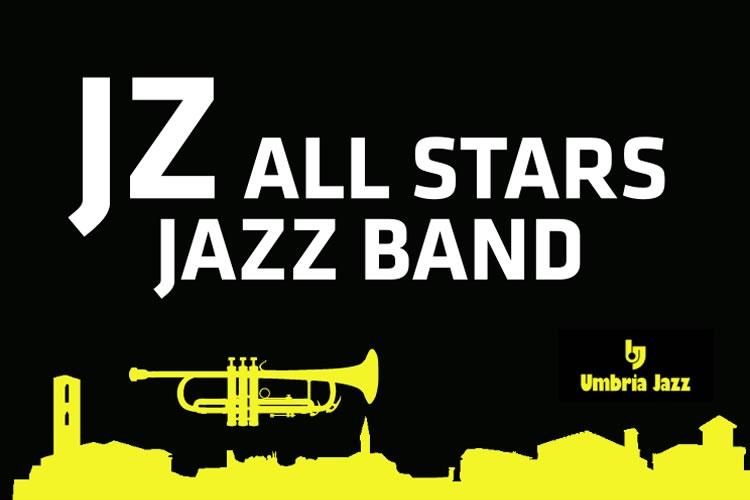 Dettaglio della locandina: JZ all stars jazz band