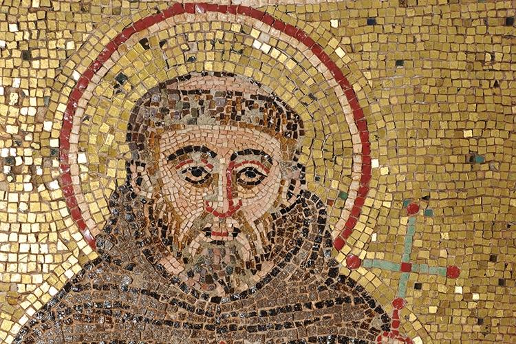 dettaglio di mosaico