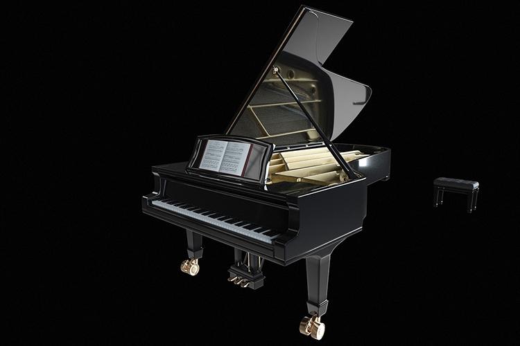 immagine di un pianoforte