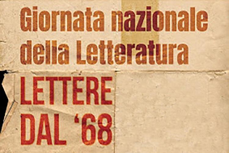 """Dettaglio della locandina: """"Lettere dal '68"""""""