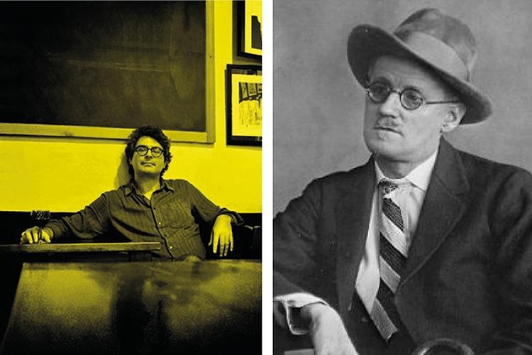 Falvio Santi e Joyce
