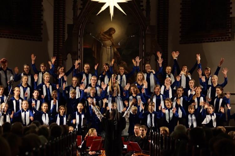 Clara und Robert Schumann Jugend Choir