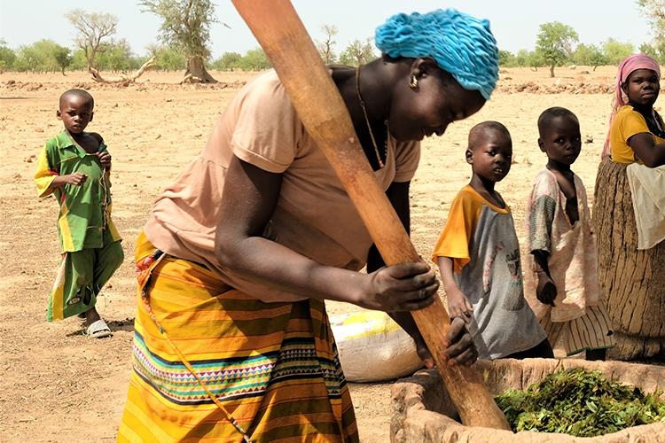 persone in Africa