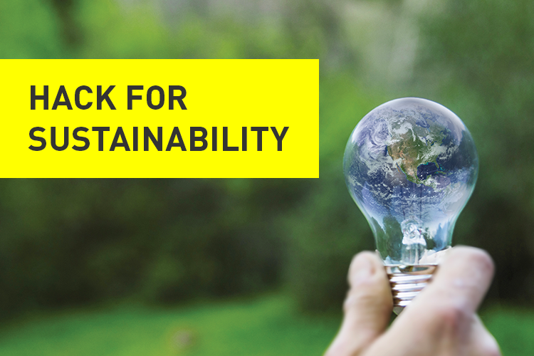 Hack for Sustainibility