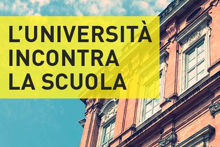 L'Università incontra la scuola
