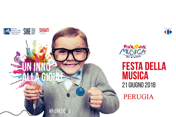 Festa della musica - Perugia 2018