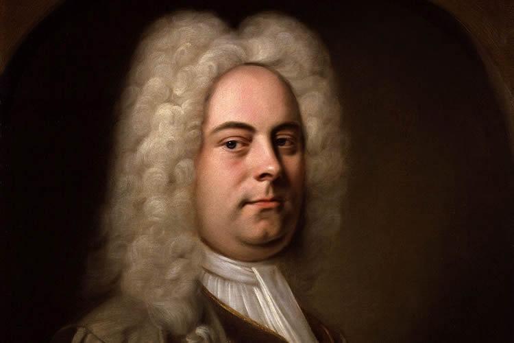 ritratto di Haendel