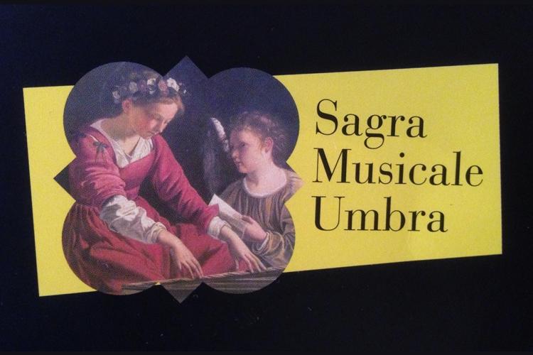 Logo Sagra Musicale Umbra