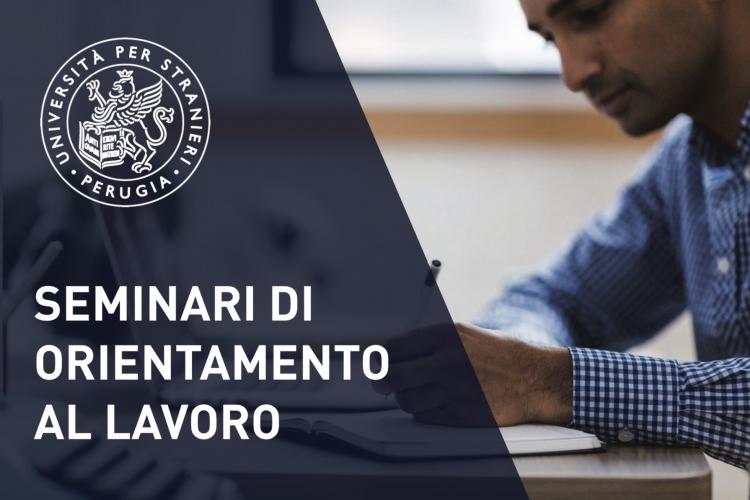 Seminari di orientamento al lavoro a.a. 2019-2020