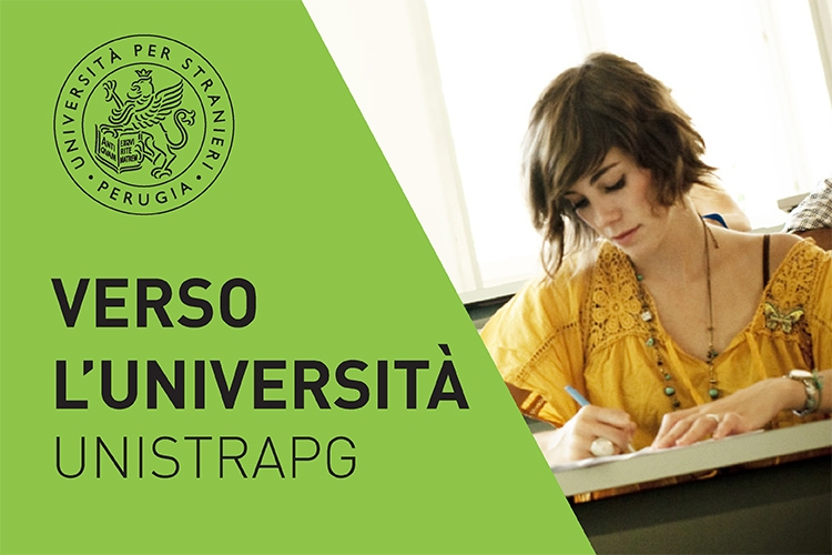 verso l'università - studentessa