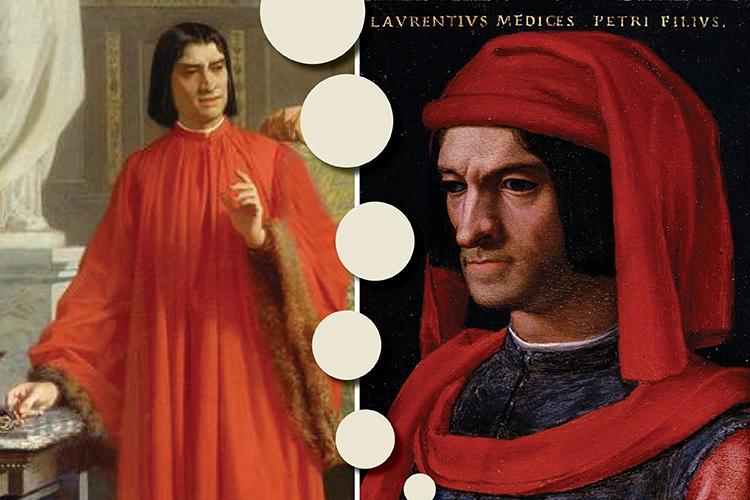 Ritratti di Lorenzo de' Medici