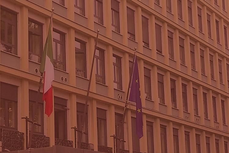 Palazzo della Corte dei Conti - Roma