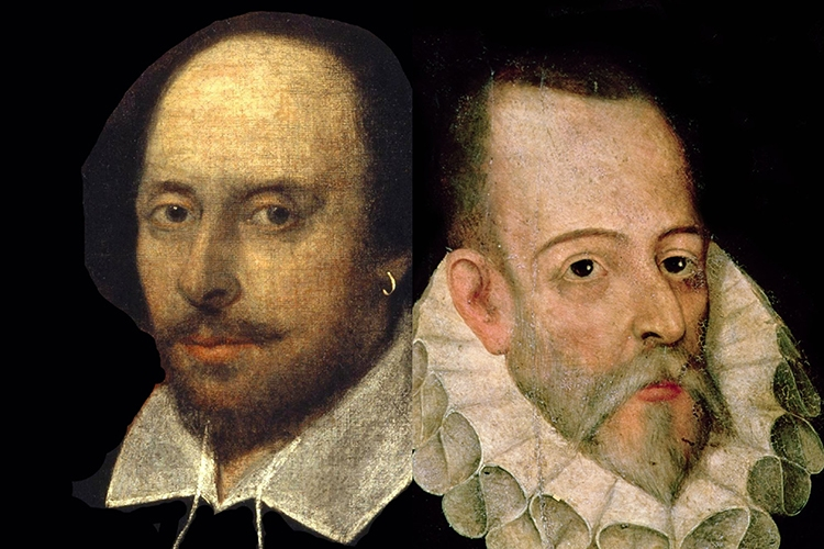 Shakespeare e Cervantes