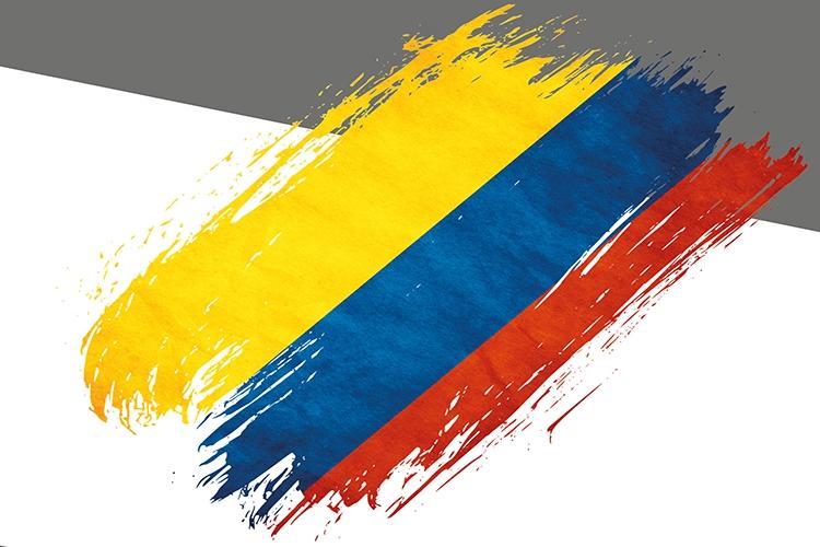 Bandiera Colombiana