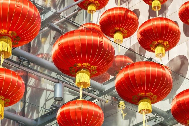 lantrne cinesi