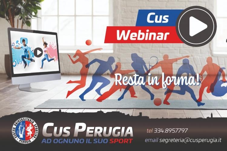 webinar CUS Perugia