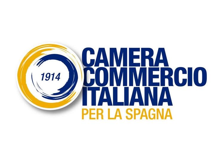 logo Camera di commercio italiana per la Spagna