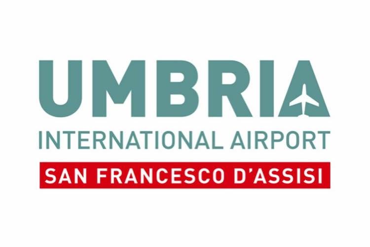 logo Umbria international airport