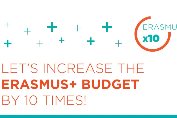 Ersmus+ budget