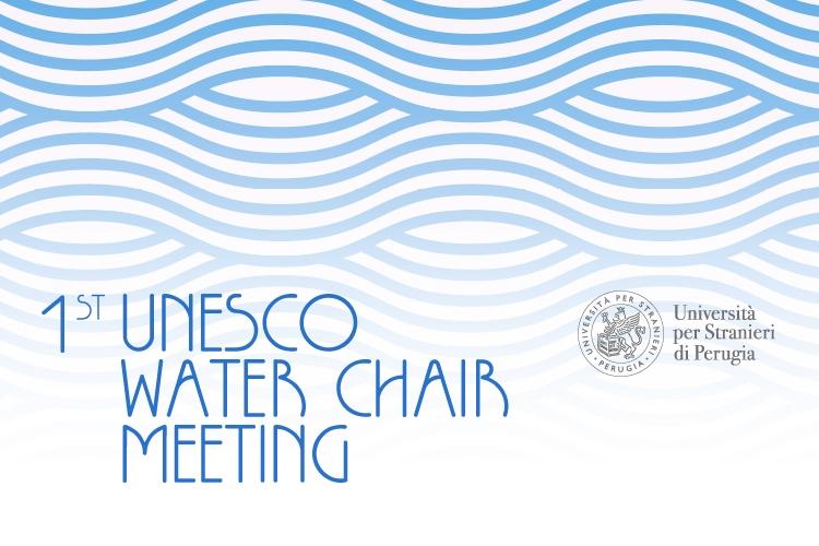 1st UNESCO Water Chair Meeting
