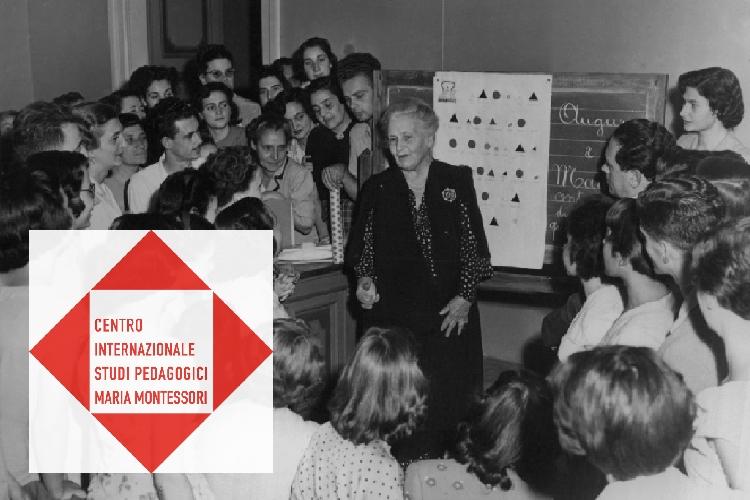 Maria Montessori alla Stranieri