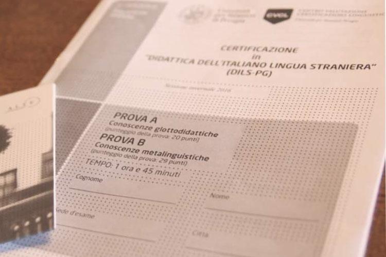 Certificazione in